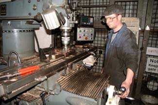 Machining the Regulator